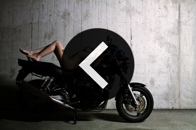 Vorheriges Foto: one good reason to park a motorcycle