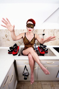 When Lady Viatrix woke up, she got the slight feeling that something went terribly wrong