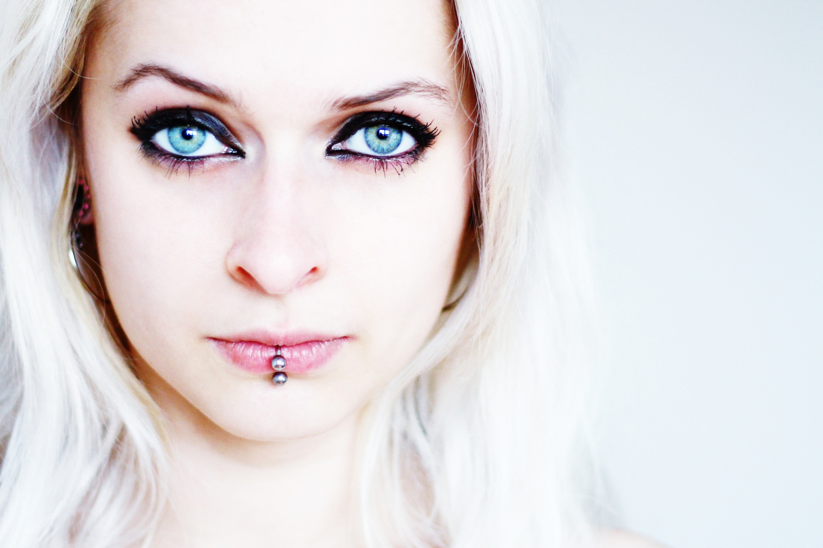 Foto: Miss Brightside with Ice Cold Blue Eyes
