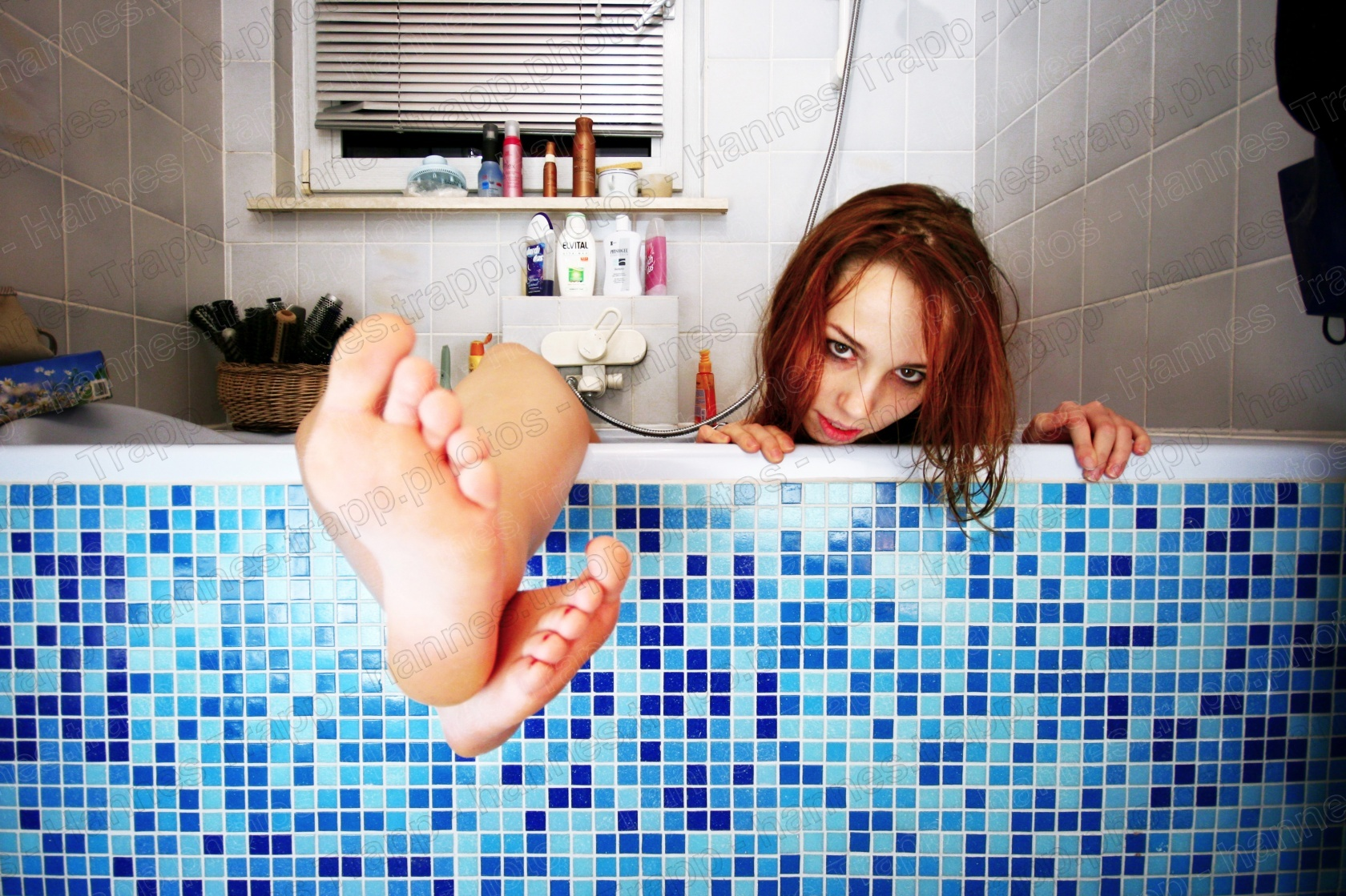 Foto: Chilling in the Bathtub